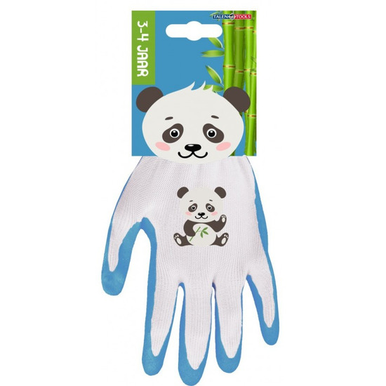 Kindertuinhandschoenen werkhandschoenen panda 25 x 18 x 2 cm 3 4 jaar